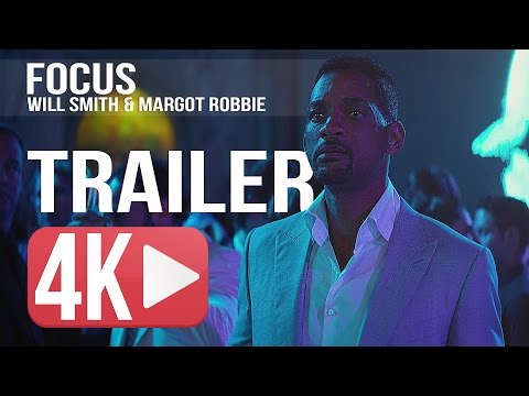 Focus Official Trailer 2014 HD   4K Poster