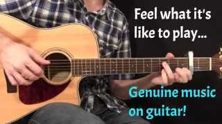 Guitar Lessons - STOP Kidding Around! Here