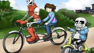 【 Undertale Animation Dubs #109 】Epic Undertale Comic dubs Compila