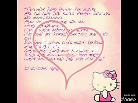 Lirik Lagu Virgoun Surat Cinta Untuk Starla Stafaband