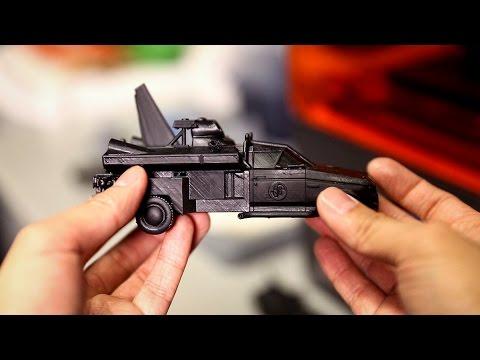 Testing the Form 1+ 3D Printer