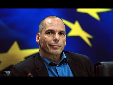 Yanis Varoufakis on Trumponomics, BREXIT, German Politics & the state of the EU