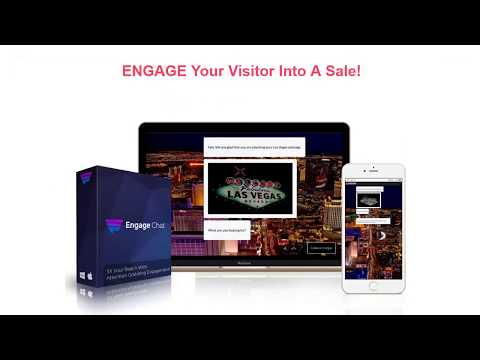 """""""Engage Chat"""" + $102 Prize Contest"""