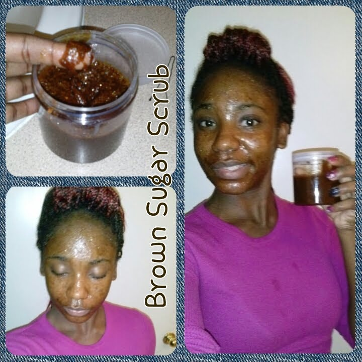 Brown Sugar Facial 86