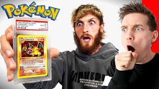 PokéTuber Reacts to Logan Paul's $150,000 Pokémon Card Video