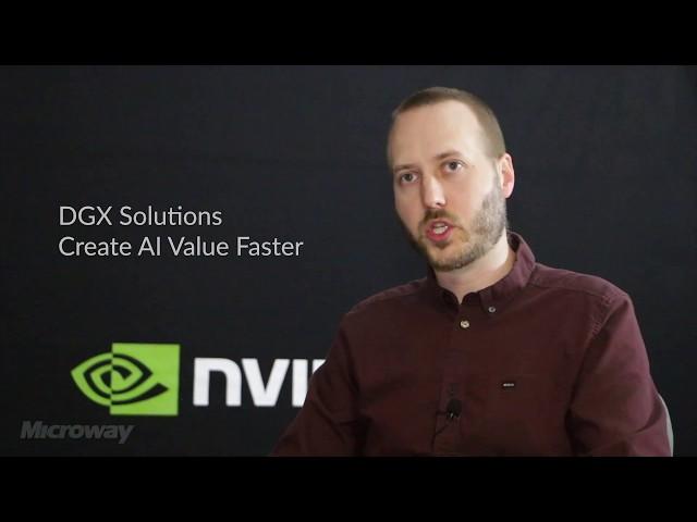 Five Reasons to Choose NVIDIA DGX