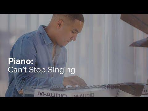 "Free Worship ""Can't Stop Singing"" - (Piano Tutorial)"