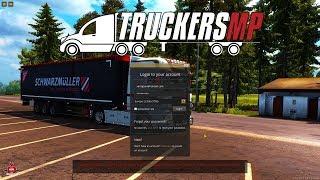 How to install Euro Truck Simulator 2 Multiplayer:   TruckersMP