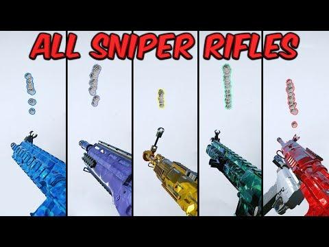 EVERY Marksman Rifle in Tom Clancy's Rainbow Six Siege Operation Para Bellum |