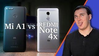 Xiaomi Mi A1 или Note 4X? Плюсы и минусы каждого