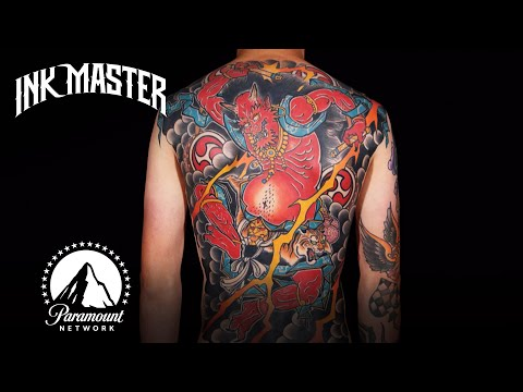 Best Tattoos Of Ink Master (Season 12)