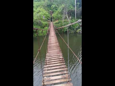 Puente la Hamaca, Adjuntas, Puerto Rico!!!