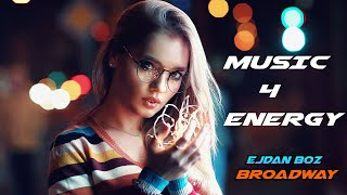 EJDAN BOZ - BROADWAY # BEST CAR MUSIC 2020 BY MUSIC4ENERGY - BASS BOOSTED EDM Resimi