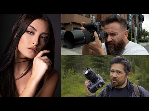 DPReview TV: Fujifilm GFX 100 review