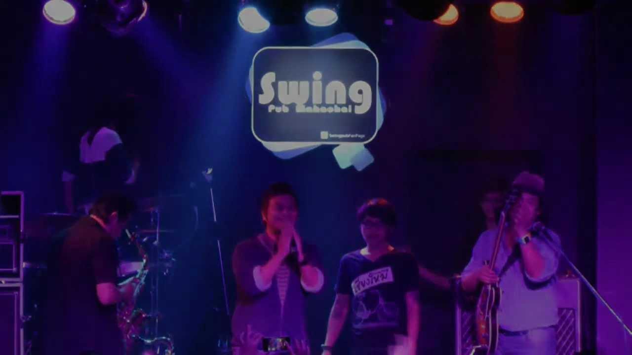 Whatcharawalee Concert Documentary Live@swing Pub Mahachai