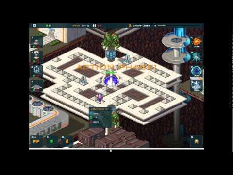 Super Sanctum TD Episode 14 Crosshair |