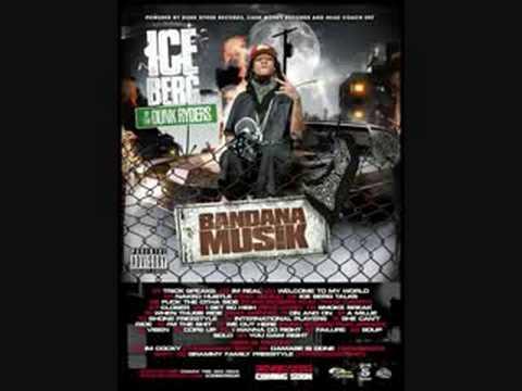 Ice Berg (Dunk Ryders) On My Way