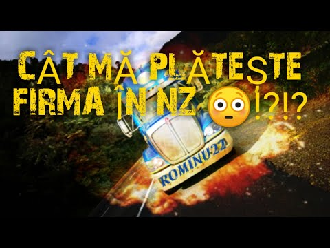 PRIMUL Q & A CU ROMÎNU22!! | ȘOFER DE CAMION ÎN NZ