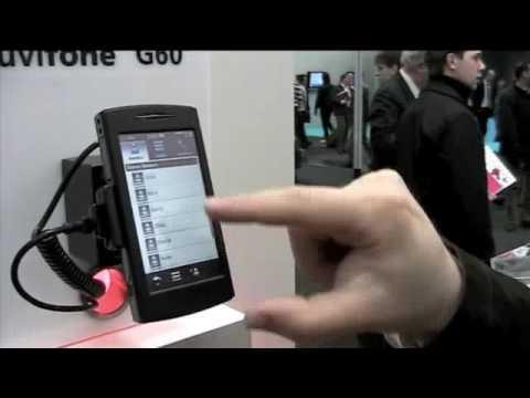 CeBIT 2009: Garmin nüvifone G60