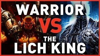 [Hearthstone] Hotform vs The Lich King — Warrior