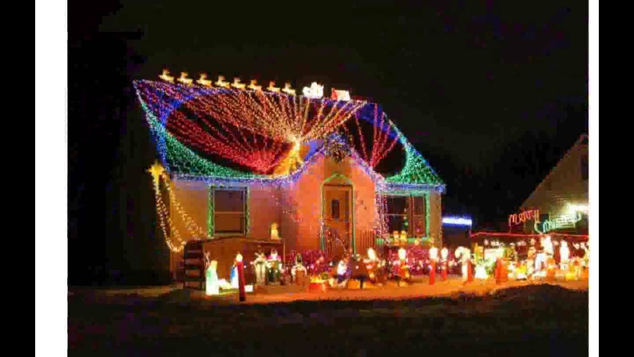 Outdoor xmas lights youtube outdoor xmas lights mozeypictures Gallery