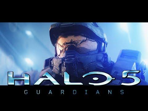 Halo 5 Guardians Película Completa en Español Latino | Todas las Cinemáticas