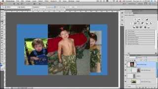 Comment Créer un Collage Photoshop dans la Partie II