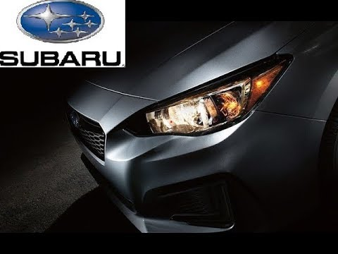 2018 Subaru Impreza | Review | Specs | and All That Jazz