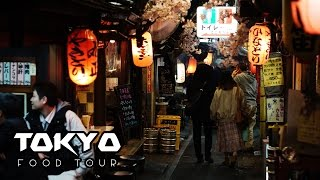 Walking Food Tour to Tokyo's Non-Touristy Spots in Yurakucho, Ginza, & Shimbashi