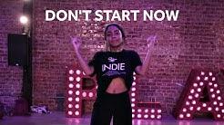 Dua Lipa - Don't Start Now - Dance Video - Choreography by Jake Kodish