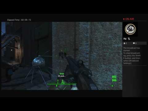Patrick Plays Warframe [PS4]