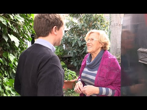 Owen Jones meets Manuela Carmena | 'Politicians have lost the hearts of the people