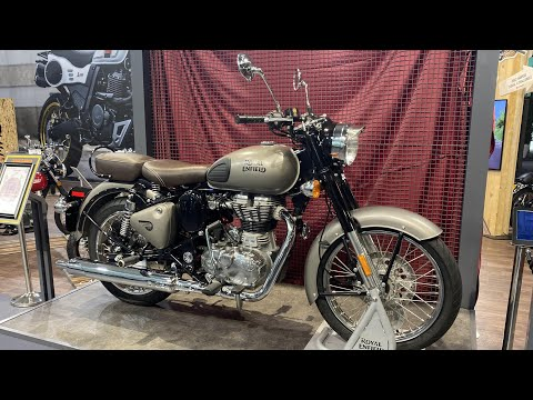 9 New Royal Enfield Motorcycles In 2020 At Brussels Motor Show 2020