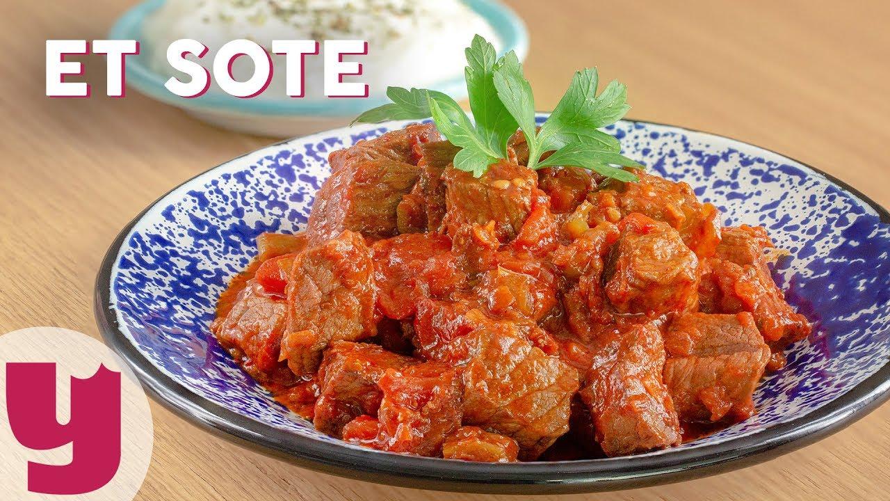 Yumuşacık Et Sote Tarifi - Et Yemekleri | Yemek.com