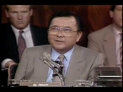 Iran Contra Hearings, 07/14/1987
