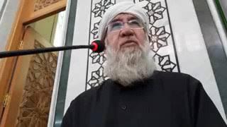 الكلمة الطيبة صدقة - فضيلة الشيخ فتحي أحمد صافي رحمه الله تعالى