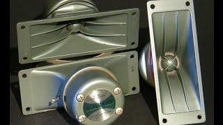 electro voice horn tweeter repair t35 klipsch k 77 evst350