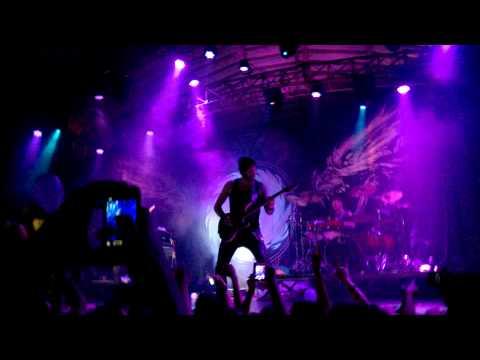Within Temptation - Dangerous (Feat  Howard Jones)   (Live in Rio - Circo Voador )