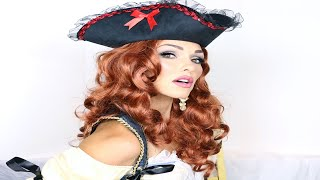 Pretty Pirate Makeup Thumbnail
