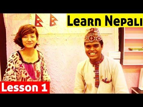 learn nepali language through english pdf
