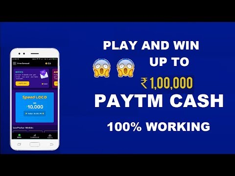 PLAY GAME AND EARN RS 10000 FREE PAYTM CASH INSTANTLY | MALAYALAM | TECH TUBE ARENA