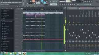 FL Studio 12 Trap Beat [FLP]