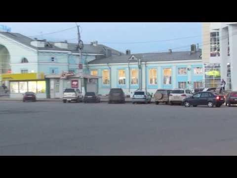 Парковка у ж/д вокзала г.Киров.