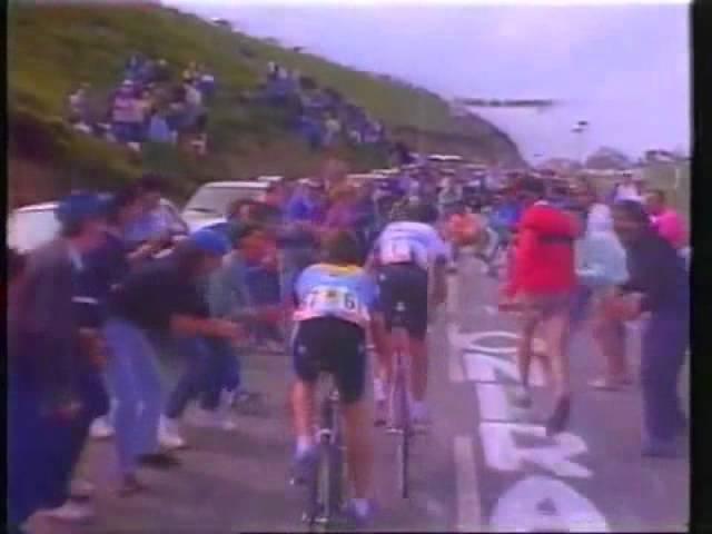 1989 Tour de France Stage 10