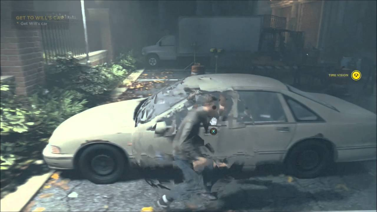 Quantum Break Find Will Car - YouTube