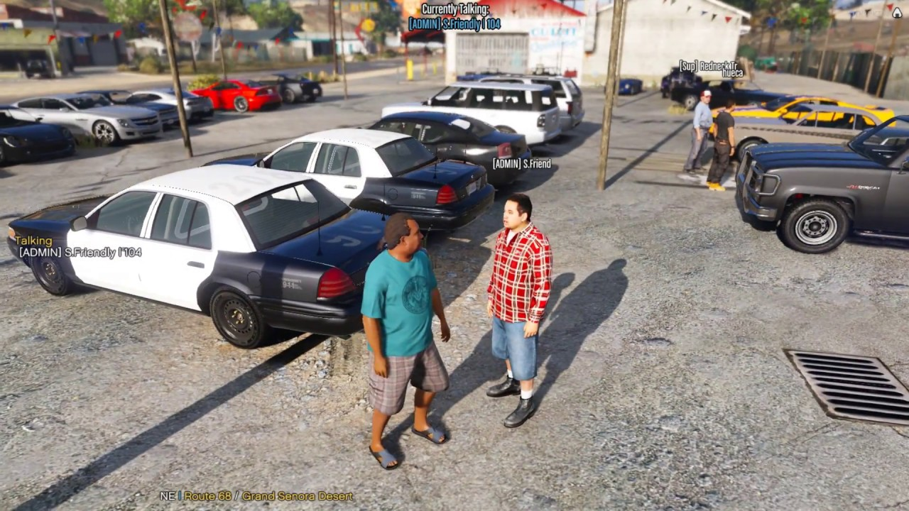 Grand Auto Sales >> Gta 5 Fivereborn Signal13 Gaming Roleplay Business Owner Larry Auto Sales