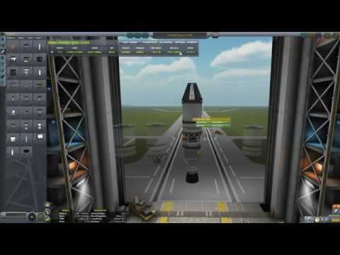 Nuclear Engines & Hydrogen Fuel in Kerbal Space Program