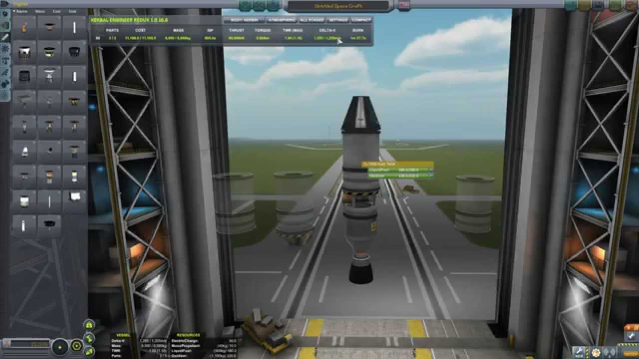 kerbal space program nuclear engine - photo #9