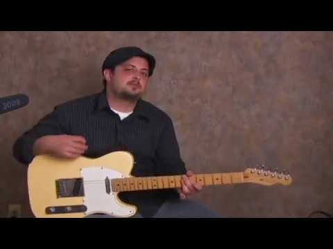 Learn this sweet slow blues rhythm in 3 minutes (Quick Lesson)