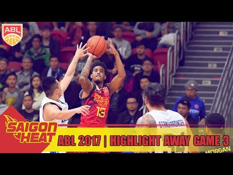 #Highlight ABL 2017 || Away Game 3: Hong Kong Eastern vs Saigon Heat 09/01